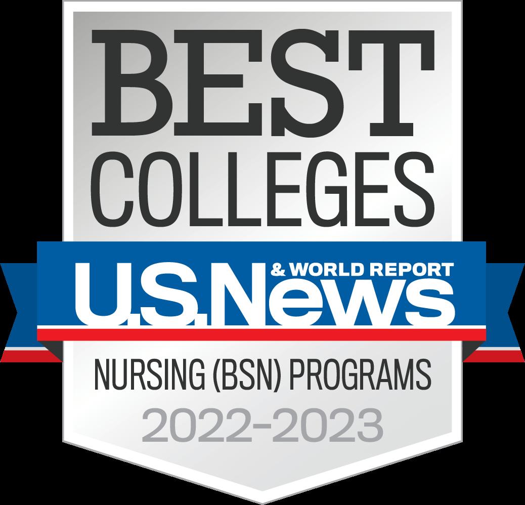 UIW U.S. News and World Report Nursing 2022