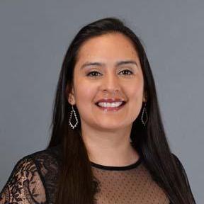 Monica Olivarez, Current Master's Student