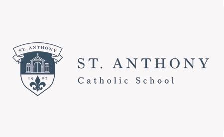 St. Anthony Catholic School logo