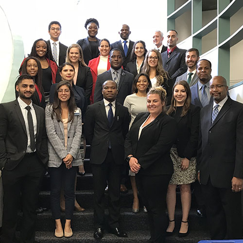 MHA Students attend Educational Symposium