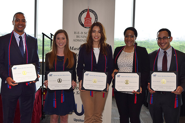 Hebsba Students Honored For Academic Success University