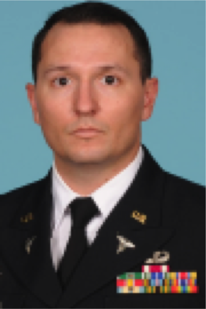 Maj. Steven Gutierrez