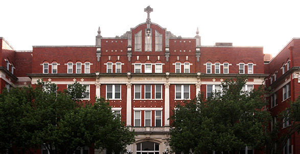 University of the Incarnate Word Administration Building