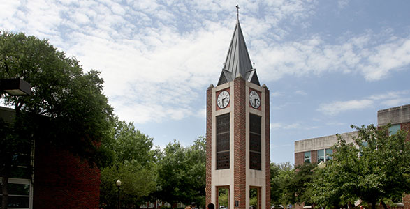 UIW Clock Tower