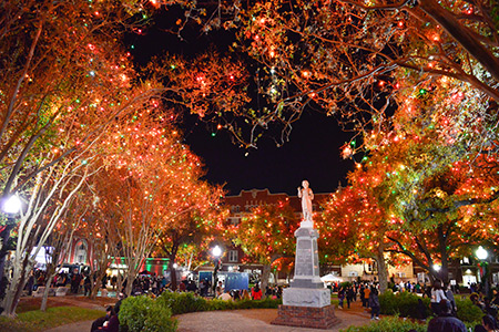 Incarnate Word Christmas Lights 2020 UIW's 2019 Light the Way Holiday Festival a Huge Success | 2019