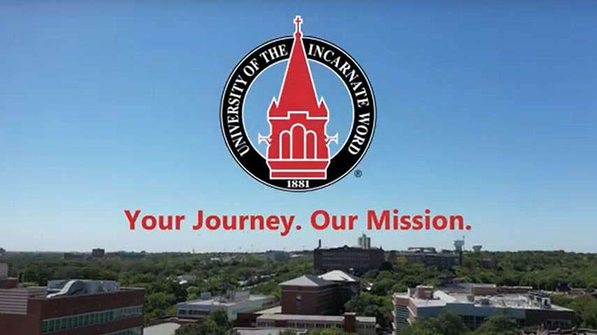 The University of the Incarnate Word - Your Journey. Our Mission.