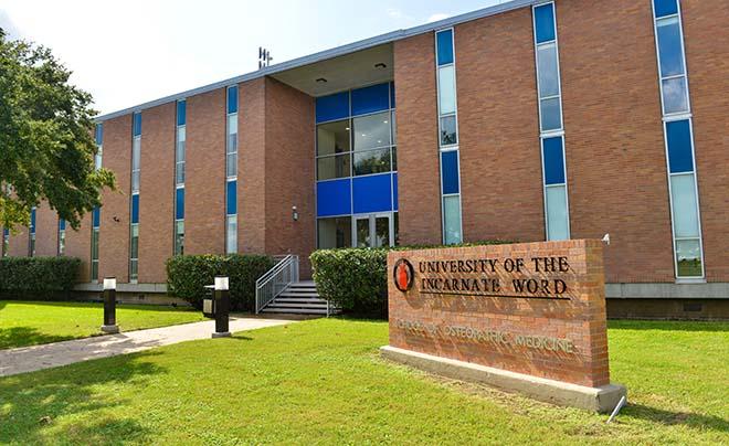 UIWSOM Administration Building