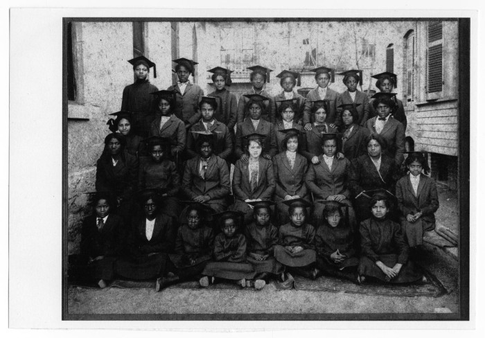 1914 St. Philip's Industrial School Graduating Class