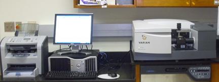 Varian 660 FT-IR